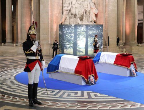 Hommage solennel de la nation à Simone VEIL