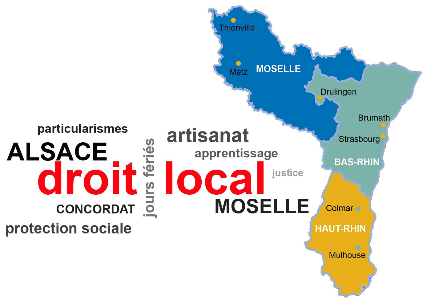 Le Droit Local Alsace Moselle Qu Est Ce Que C Est
