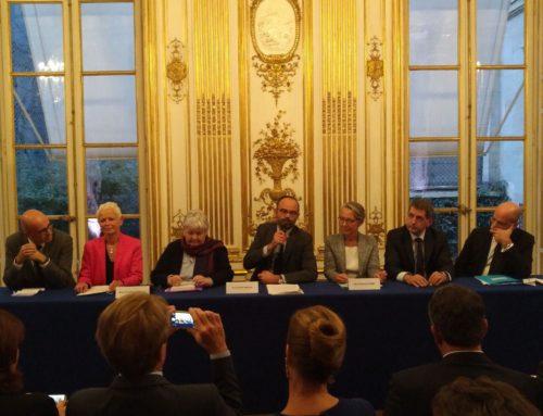 La Nouvelle Collectivité Européenne d'Alsace – réaction en direct de Matignon
