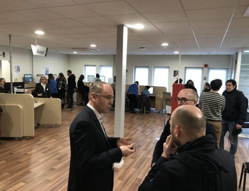 Visite Pôle Emploi Haguenau