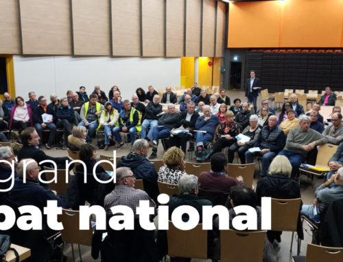 Compte rendu des grands débats sur la 9ème circonscription du Bas-Rhin