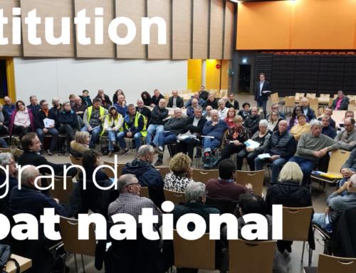 Restitution des grands débats de la 9ème circonscription du Bas-Rhin