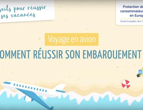 Voyage en avion : comment réussir son embarquement ? – Communiqué du CEC