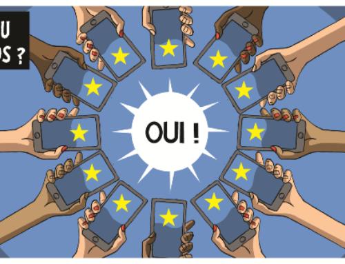 La disparition progressive des surcoûts téléphoniques de la France vers l'Europe