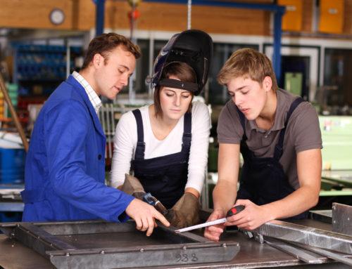 Apprentissage : nouveau record en 2020, malgré la crise