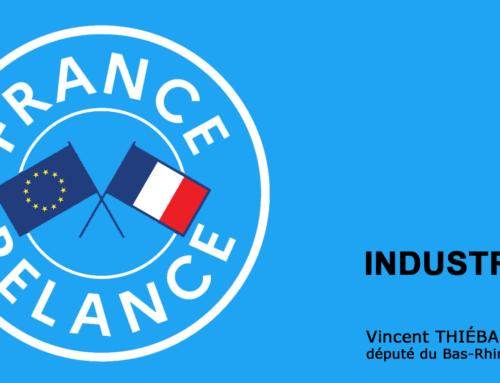 France Relance – Mesures pour les industries