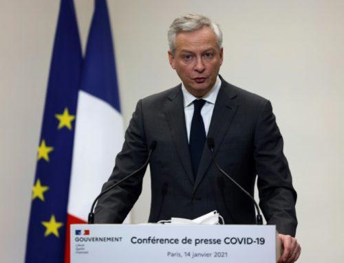 Annonces aides économiques – Bruno Le Maire – 14 janvier 2021