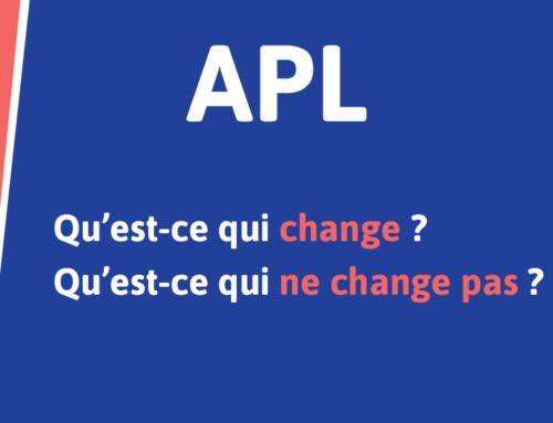 Réforme du calcul des APL au 1er janvier : pour une juste prestation