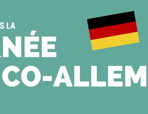 22 janvier – la  Journée franco-allemande