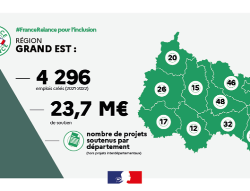 Plan France Relance : 320 millions d'euros pour soutenir l'inclusion – Brigitte Klinkert, ministre chargée de l'insertion