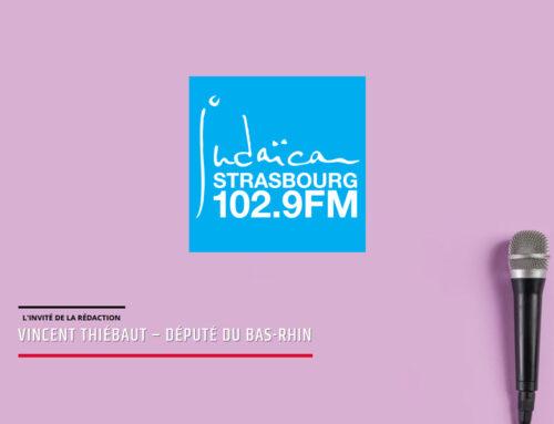 Interview radio sur le projet de loi numérique