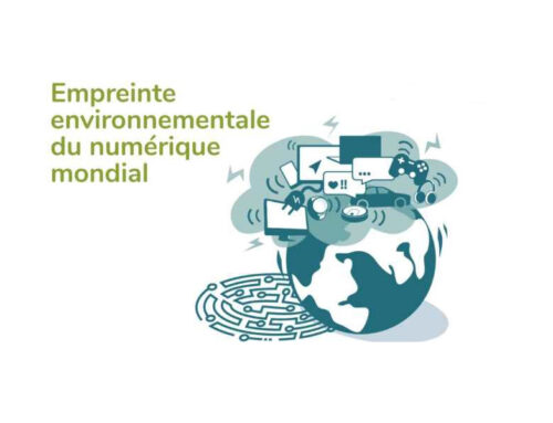 Nommé rapporteur de loi impact environnement du numérique – Communiqué de presse