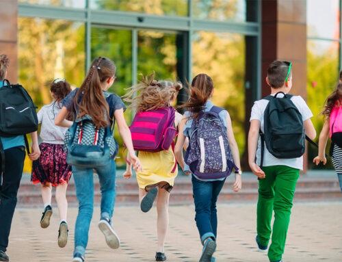 La rentrée scolaire 2021-2022