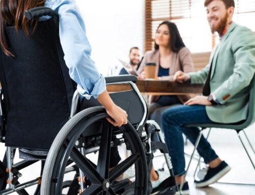 Voyons les personnes avant le handicap !